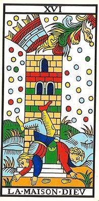 la torre arcani maggiori tarocchi