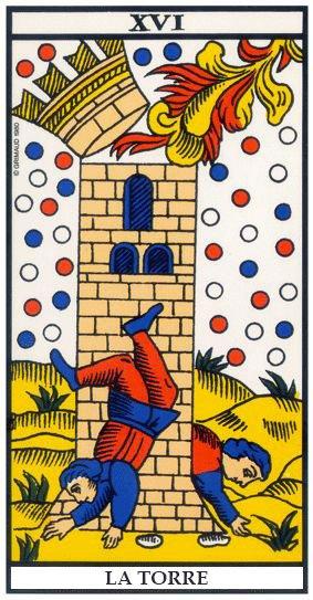 Leggere i Tarocchi - La Torre
